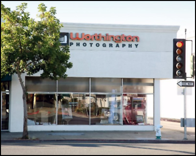 Worthington Photography's Castro Valley Studio